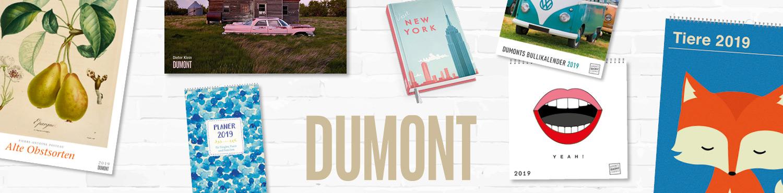 DuMont Kalenderhighlights 2019